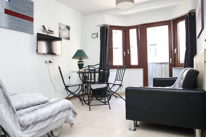 Cosy apartment City Center Luxembourg Limpertsberg