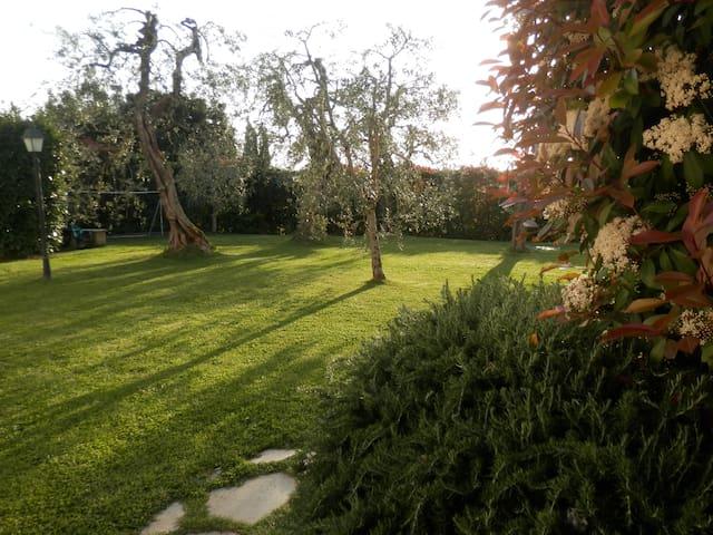 Cuore della Toscana - Montefoscoli - Apartamento