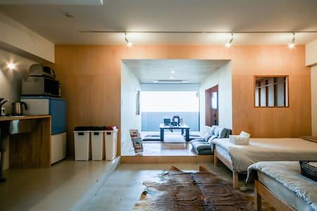 SHINJUKU 5minMetro 2minWalkSta Wifi - Nakano-ku - Wohnung