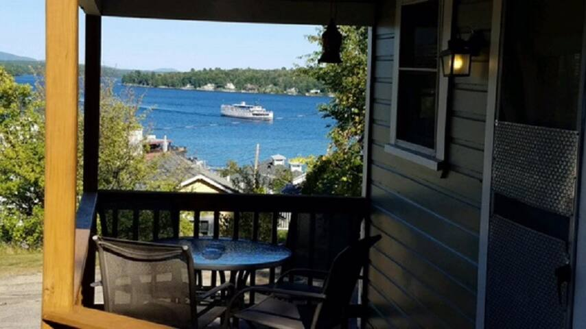 Lakeview House & Cottages - Laconia