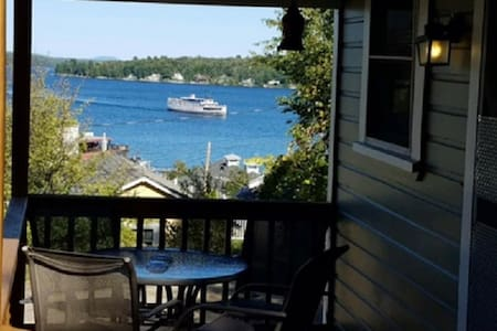 Lakeview House & Cottages - Laconia - Cabana