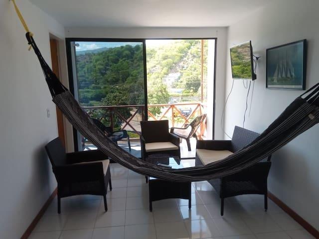 Apartamento con Piscina cerca del Rodadero