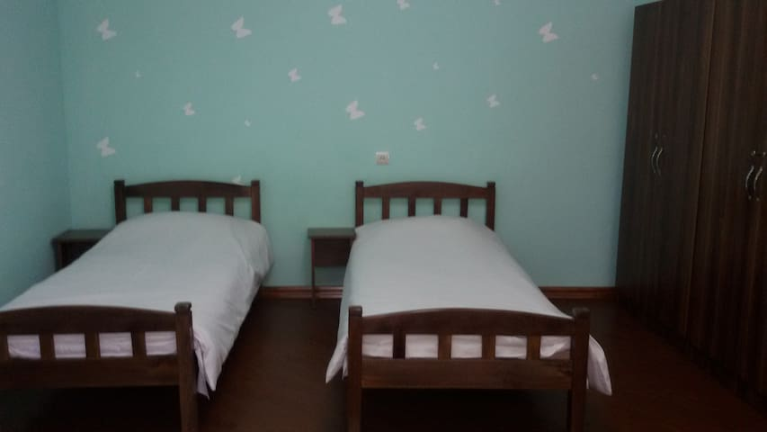 Twin  room guest house
