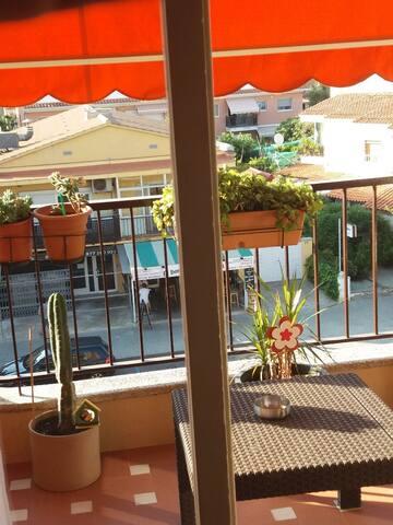 Encantador apartamento En Calafell
