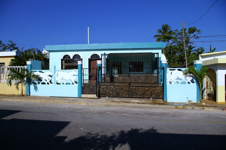 Room for rent close to the beach, come & discover - Cabrera - Casa