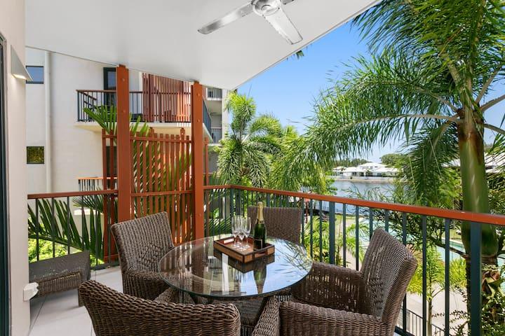 Blue Lagoon Resort  - A Tropical Haven