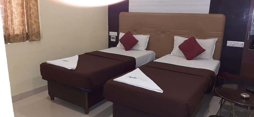 Budget rooms in Madurai