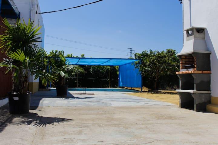 Casa Rural a solo 9 Km del centro de Sevilla - La Rinconada - Vila