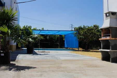 Casa Rural a solo 9 Km del centro de Sevilla - La Rinconada