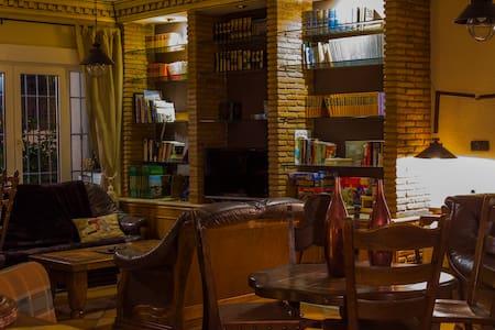 RELAX.Hotel El Balcón de las nieves - La Zubia - Bed & Breakfast
