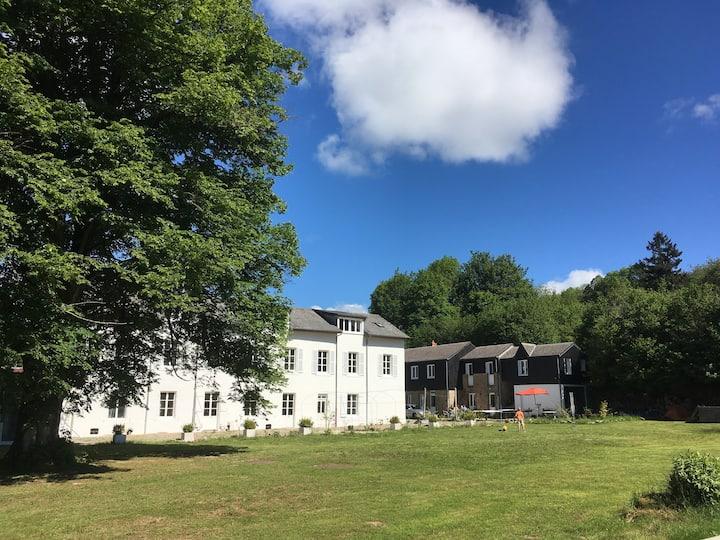 Château du Pommoy: natuur, rust en ruimte