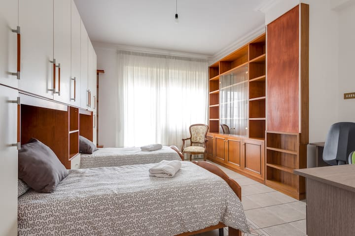 OD- GARIA rooms  OSTIENSE - Roma - Bed & Breakfast