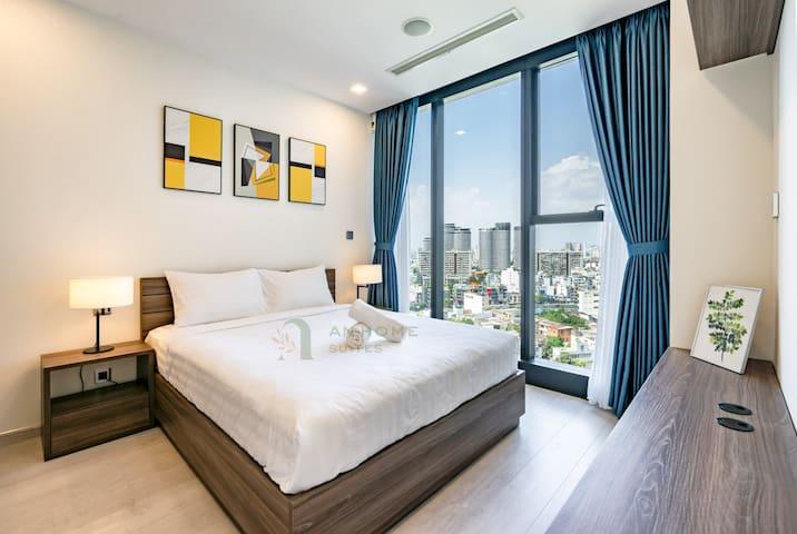 Urban Suites  Chic Design & Amazing View in Center