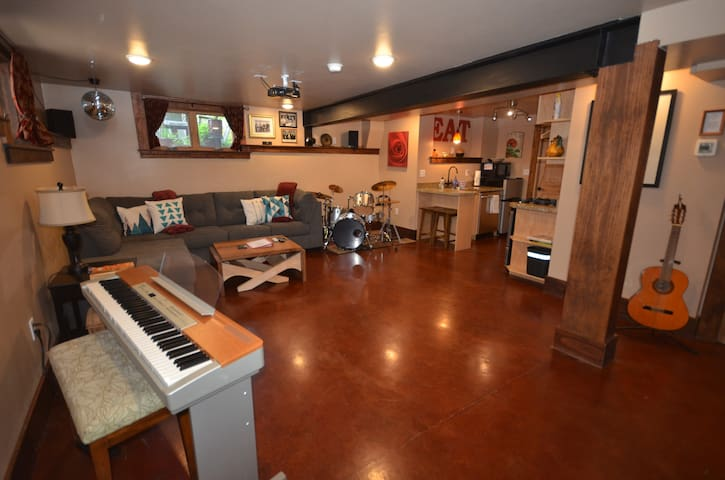Sellwood Music Suite