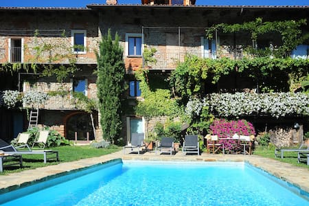 In the Barolo land an awesome  XVII century build - Bossolasco - Villa