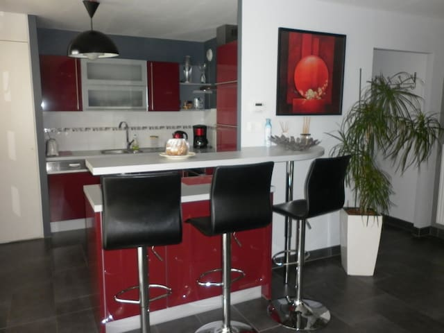 Bel appartement récent et moderne près de Colmar