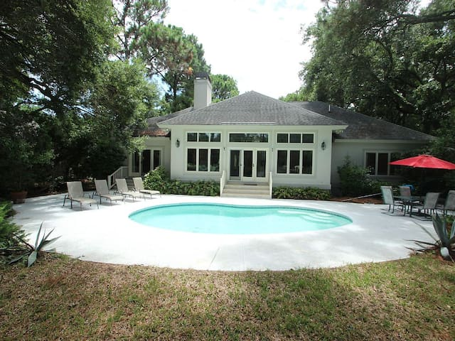 Gorgeous home in gated community! - Hilton Head Island - Dom