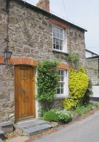 Pauntley, 2 bed Cornish getaway, St Minver Village - Saint Minver - House