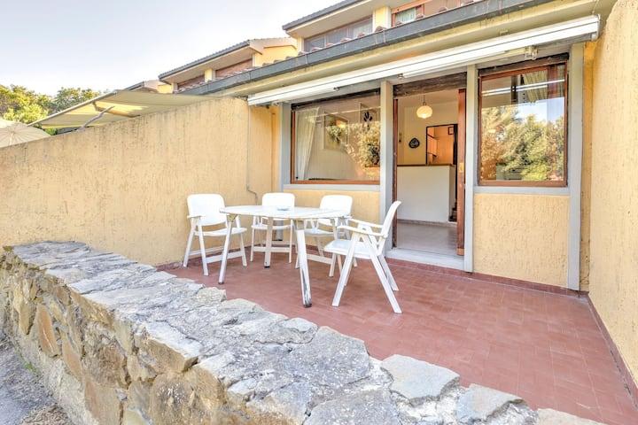 Beautiful Holiday Home in Punta Ala near Seabeach