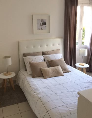 Quite room,5min walk from the city centre,parking - Aix-en-Provence - Apartment