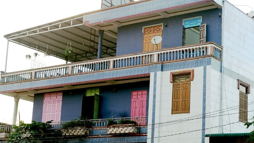 Plateau Homestay, Dak Nong - 3 BR house for group