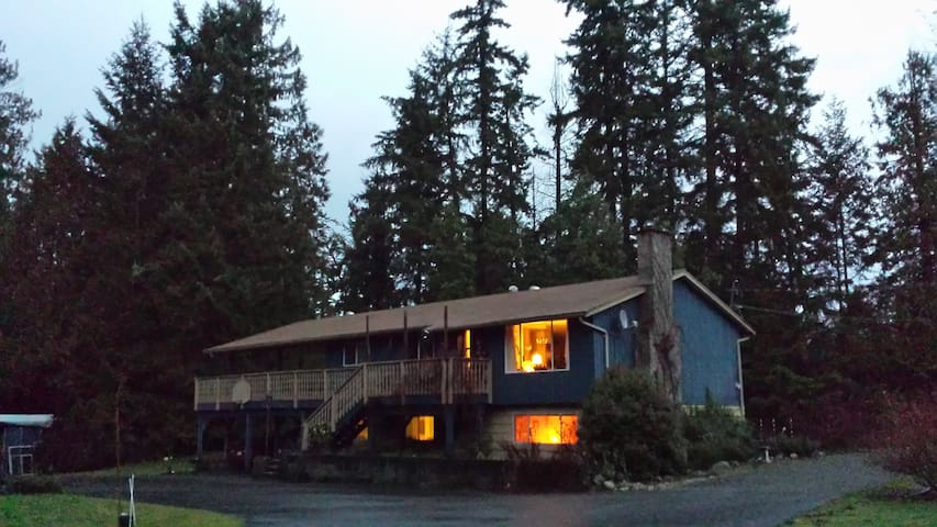Yellow Point Country House - A - Ladysmith - Hus