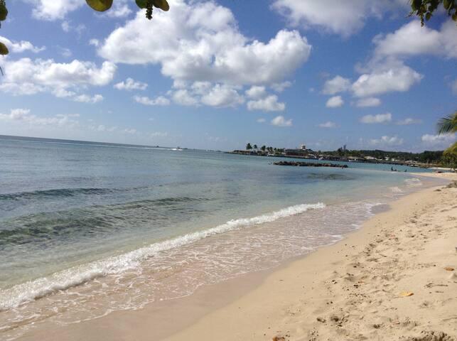 SilverDollar 1 - 200 meters from Heywoods Beach