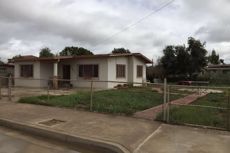 House with huge yard - Ensenada - Maison