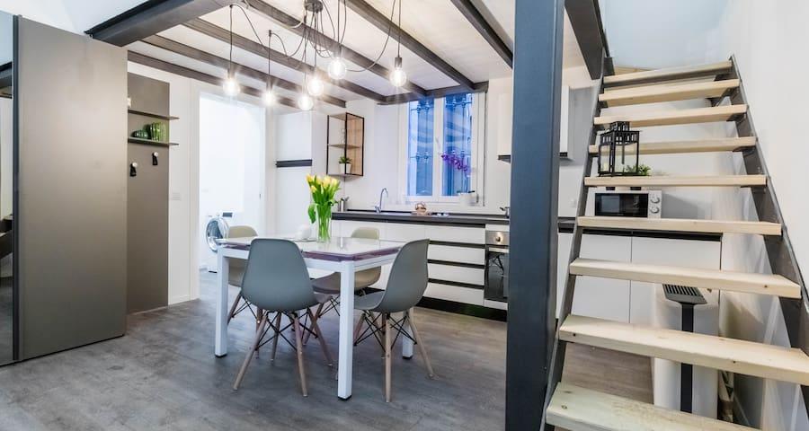 Hintown Castaldi Central Lofts Milano - Loft 3