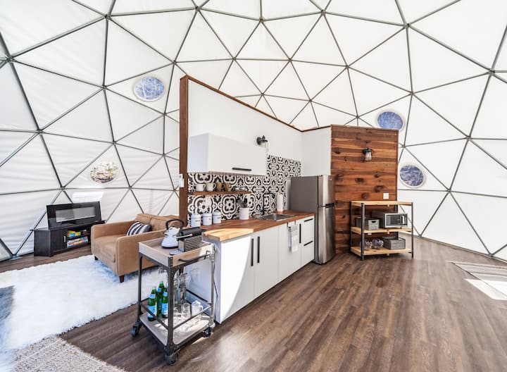 Luxury Glamping Dome #1 - Chimney Rock/Lake Lure