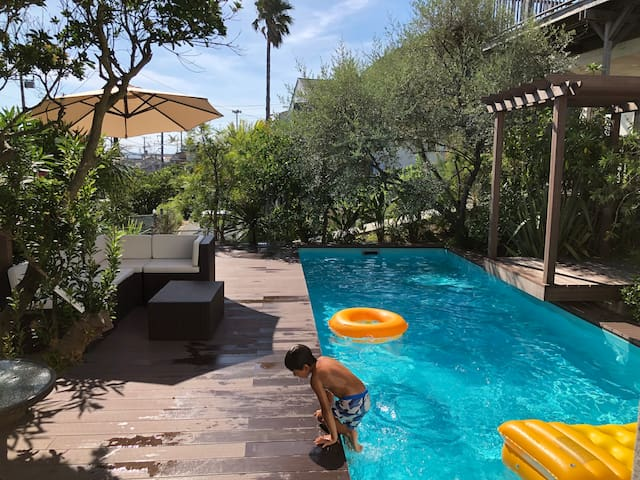 Casablanca Pool House - Kamakura / Enoshima