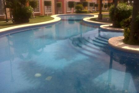 Casita Hermosa ideal para descansar - Xochitepec  - Haus
