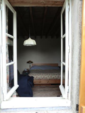 Beneden slaapkamer