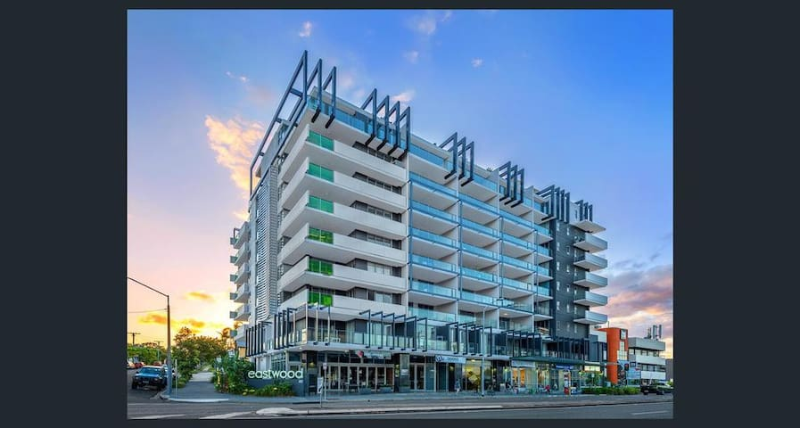 Chic Aparment in Woolloongabba