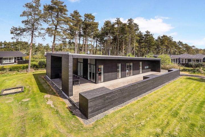 Modern Holiday Home, Hals - Near Beach/Golf Course
