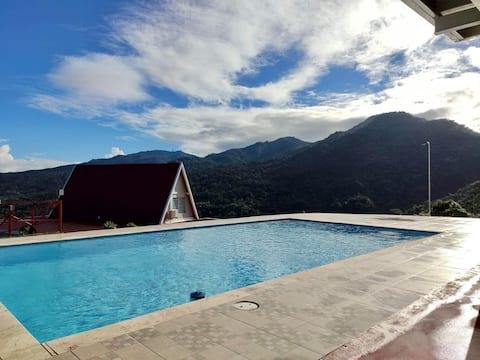 NEW!!! Luxury Chalet del Yunque, Puerto Rico