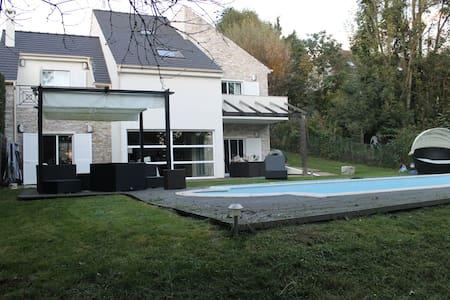 villa parisienne - Mandres-les-Roses - Villa