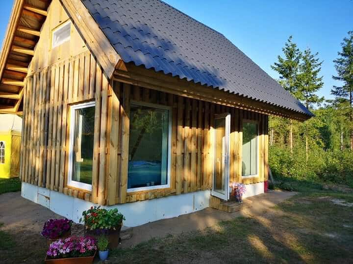 Sepa Puhkekeskus! Little house for 4 people.