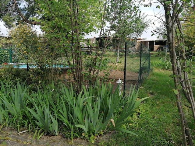 Au coeur de la campagne joli duplex avec terrasse