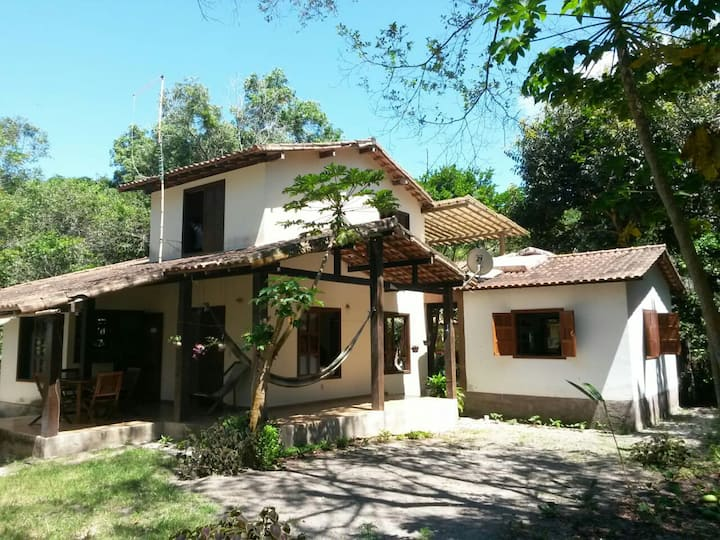 Casa Praia de Santo André Bahia