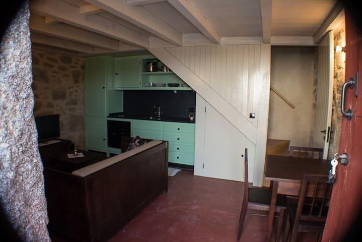 Casa do Avô Zé - Casas dos Avós