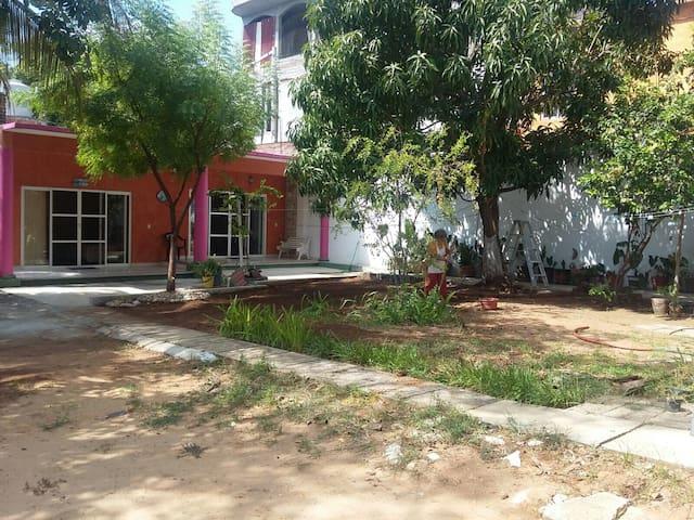 Casa de huéspedes rinconada - Puerto Escondido - Maison