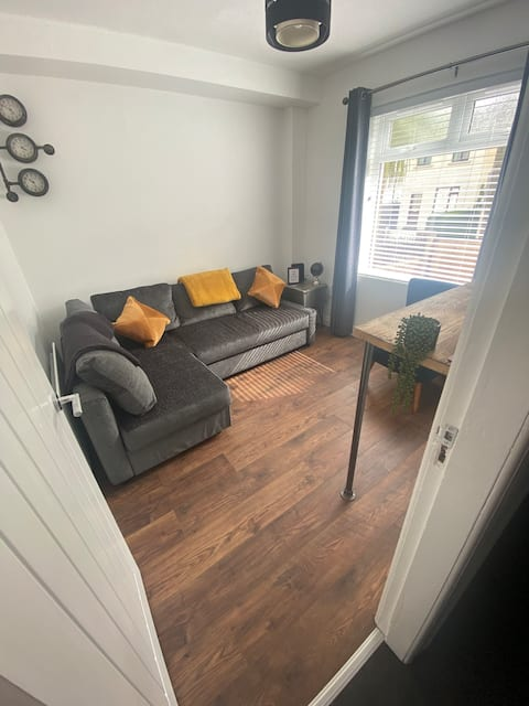 Entire family home, large garden and free parking