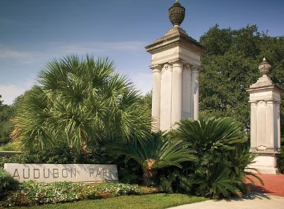 Audobon Park