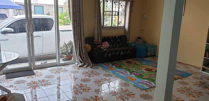 บ้านเช่า บ้านสวนกลางเมือง บุรีรัมย์
