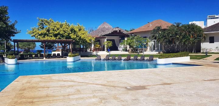 La villa Garden Dream 22 SOV piscina privada