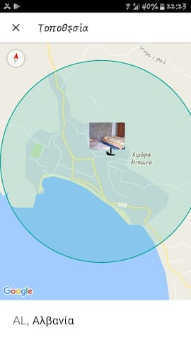 Please type Sunset Guest House at you google maps for the exact location