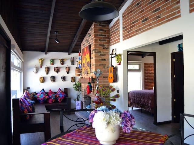 Cabaña Villa Cariño