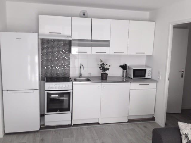Bel appartement neuf proche Disney - Meaux - アパート