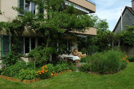 3 Zimmer-Wohnung mit Terrasse und Garten - Kreuzlingen